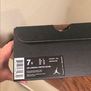 Jordan cement retro 3